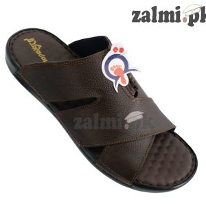 Leather Slipper Z109