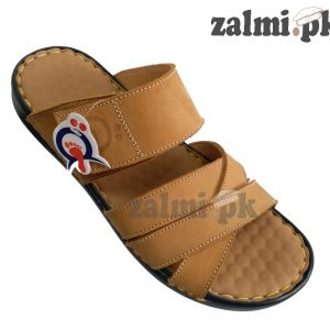 Leather Slipper Z108