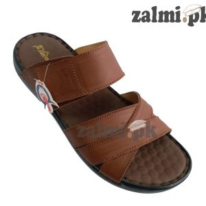 Leather Slipper Z105