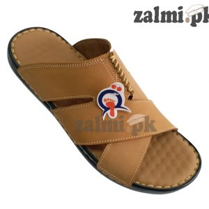 Leather Slipper Z103